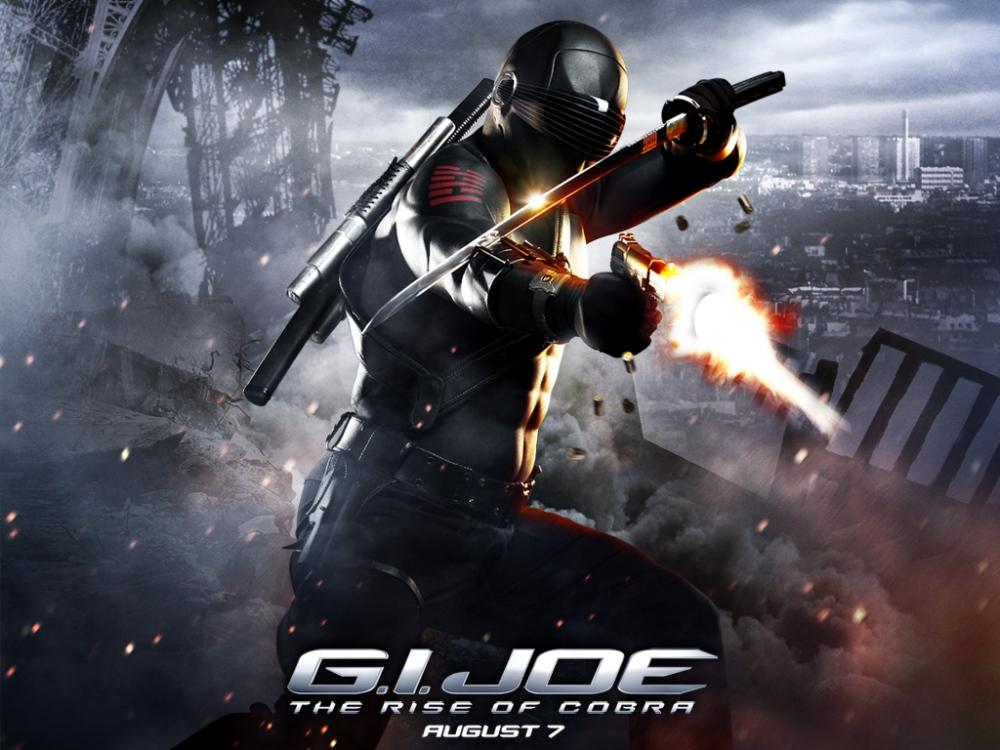 Film #2: G.I. JOE: The Rise of Cobra (1/3)