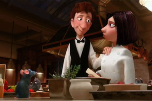 Film 35 Ratatouille Leaves In The Pages