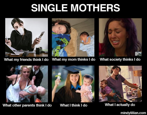 A Single Mother's Day