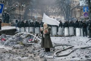 Anti-government protests in Ukraine
