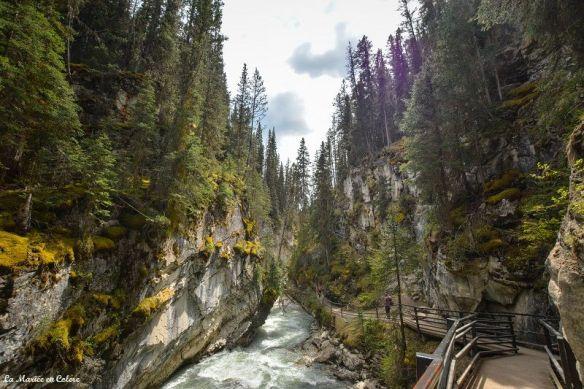 Johnston-canyon-Banff-NP